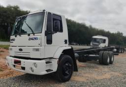 Ford Cargo 2428 Truck Cummins 280