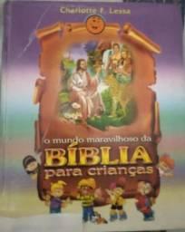Bíblia do colégio Adventista