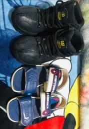 Calçados menino numero 30