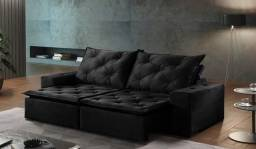 Sofa retrátil reclinavel jeriba QKL882