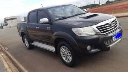 Hilux SRV Automatica Diesel