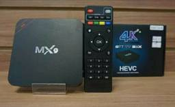 Transforme a sua TV em smart MX9 5G