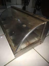 Estufa usada