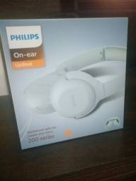 Headphone Fone Philips com fio On-ear