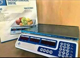 Balança digital eletrônica até 40kg promoção so 219,00