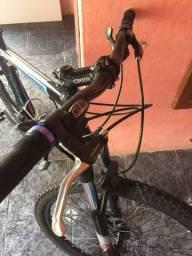 Mountain Bike Oxer