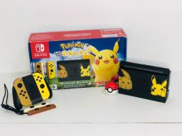 Nitendo Switch Pokémon Let?s Go Pikachu