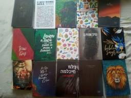 Bíblias capas personalizadas