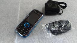 Nokia 5130 blue Xpressmusic & Original ( Novo)  Obs Radio funciona viva voz
