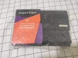 Kit com 22 pincéis profissional Macrilan