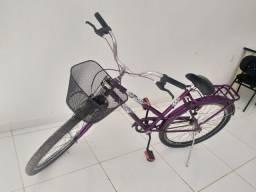 Bicicleta feminina 400