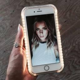 Capa Led Para Selfie Iphone 6S Plus