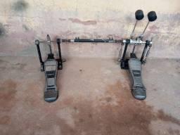 pedal duplo para bateria