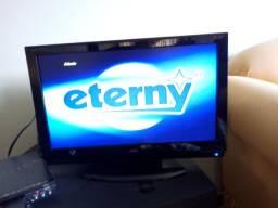 TV AOC LCD 22 como nova