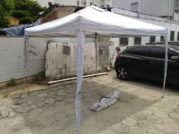 Gazebo tenda X-Flex 3 m X 3 m MOR