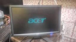 Monitor de 18 polegadas valor 170.00