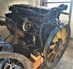 Motor Scania completo