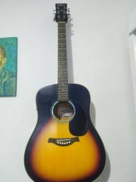Violão Elétrico Tagima Woodstock