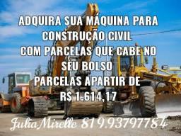 Maquinas para Construção