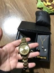 Relógio lince nunca usado