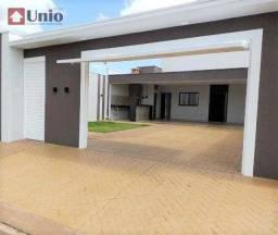 Casa com 3 dormitórios à venda, 160 m² por R$ 600.000 - Campestre - Piracicaba/SP