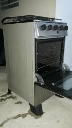 Vendo fogão inox marca atlas valor 120,00