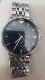 Relógio empório Armani original pra retirada de peças