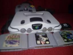 Nintendo 64 otimo estado