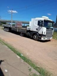 Carreta cavalo caminhão