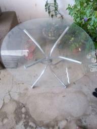 Mesa de vidro 360?