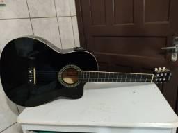 Violão Ac 60 Memphis elétrico