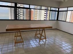 Mesa de pinos estilo cavalete  220x 85