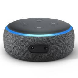 Alexa - Amazon Echo Dot 3ª Geração Bluetooth 12x/Garantia/Nota Fiscal/Loja Fisica