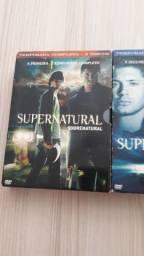 Série SUPERNATURAL(SOBRENATURAL)