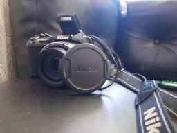 Câmera digital semiprofissional Nikon Coolpix L810