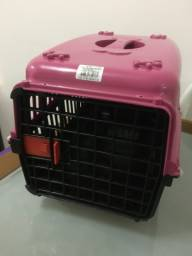 Caixa transportadora de animais pequeno porte N1