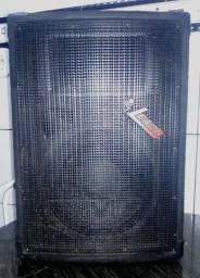 Caixa De Som Leacs Vtx 300 - Ativa - 300 W