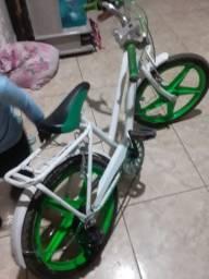V/T Bicicleta aro 20 infantil por celular