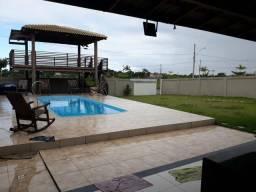 Temporada praia grande ES , casa com churrasqueira e piscina
