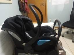 Bebê Conforto Streety Fix + Base com barra frontal - 0 a 13 Kg - Bébé Confort [Seminovo]