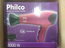 Secador Cabelos Ph3700 Pink 110v - Philco | NOVO