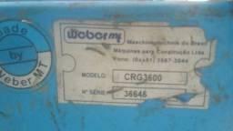 Motor bomba vibrador de concreto