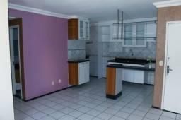 Apartamento no bairro Demócrito Rocha, com 03 quartos sendo 01 suite e 01 vaga coberta