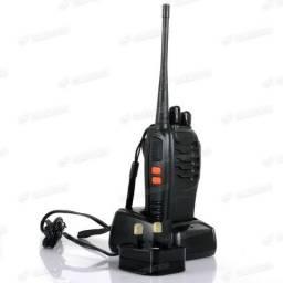 2 Rádio Comunicador Walk Talk Baofeng-Inova wt-8002 + Fone