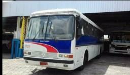 Ônibus rodoviário mercedes 371 - 1992