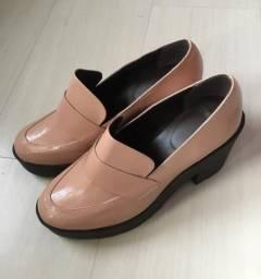 Sapato de salto Zabumba