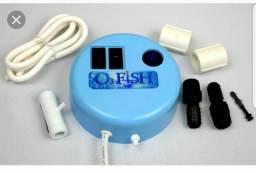 O3fish gerador de Ozônio