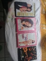 Filmes 4 DVD originais