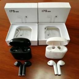 Fones de Ouvido Estéreo Sem Fio Bluetooth i7s TWS