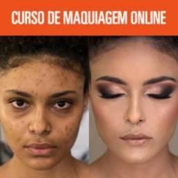 ?Este Novo Curso de maquiagem profissional online Pode Fazer Você Ganhar R$2000-3000;